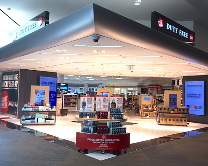 View large version of DFS Duty Free Galleria | DFS 免税店.