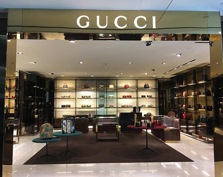 View large version of Gucci 古驰.