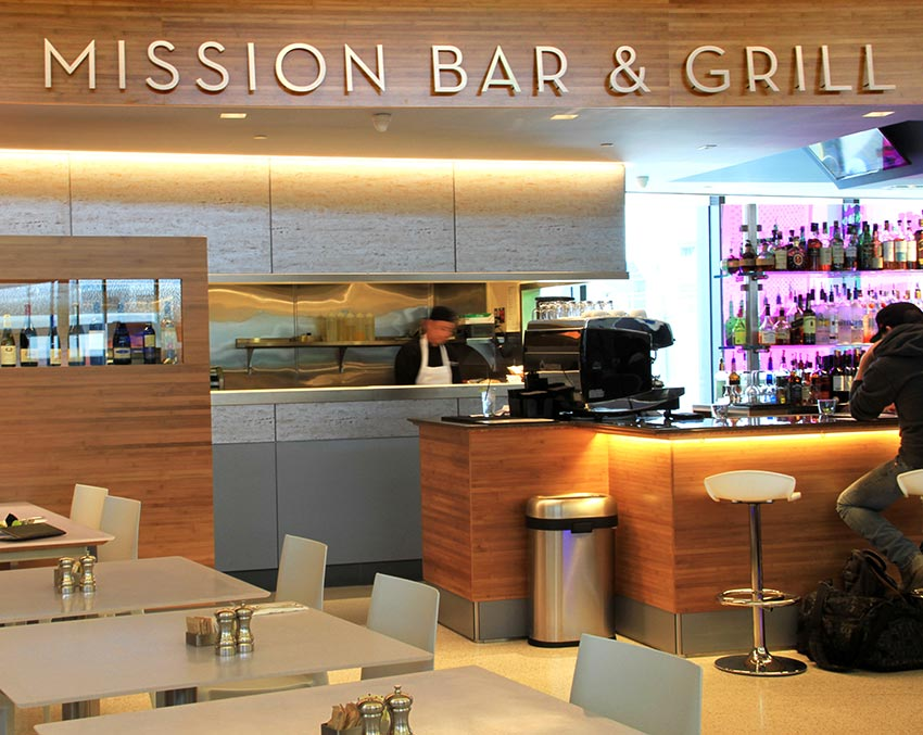 View large version of Mission Bar & Grill | Mission 烧烤酒吧.