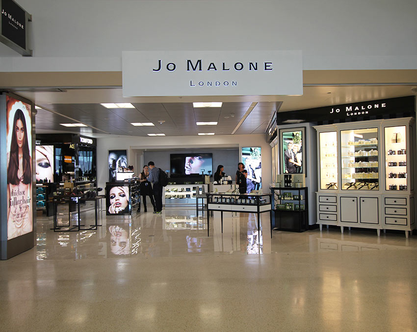 View large version of Jo Malone, Tom Ford & Aveda.